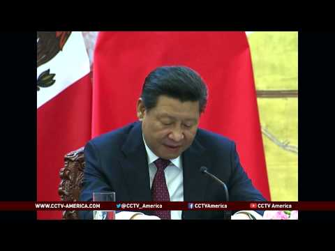 China, Mexico to establish $2.4B investment fund