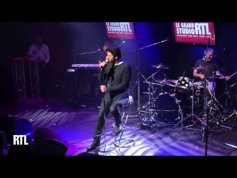 Patrick Fiori - Elles en live dans le Grand Studio RTL - RTL - RTL