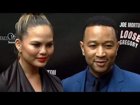 EXCLUSIVE: John Legend Gushes Over Daughter Luna During Date Night With Chrissy Teigen