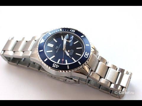 Seagull Ocean Star - лучшие китайские часы за $300
