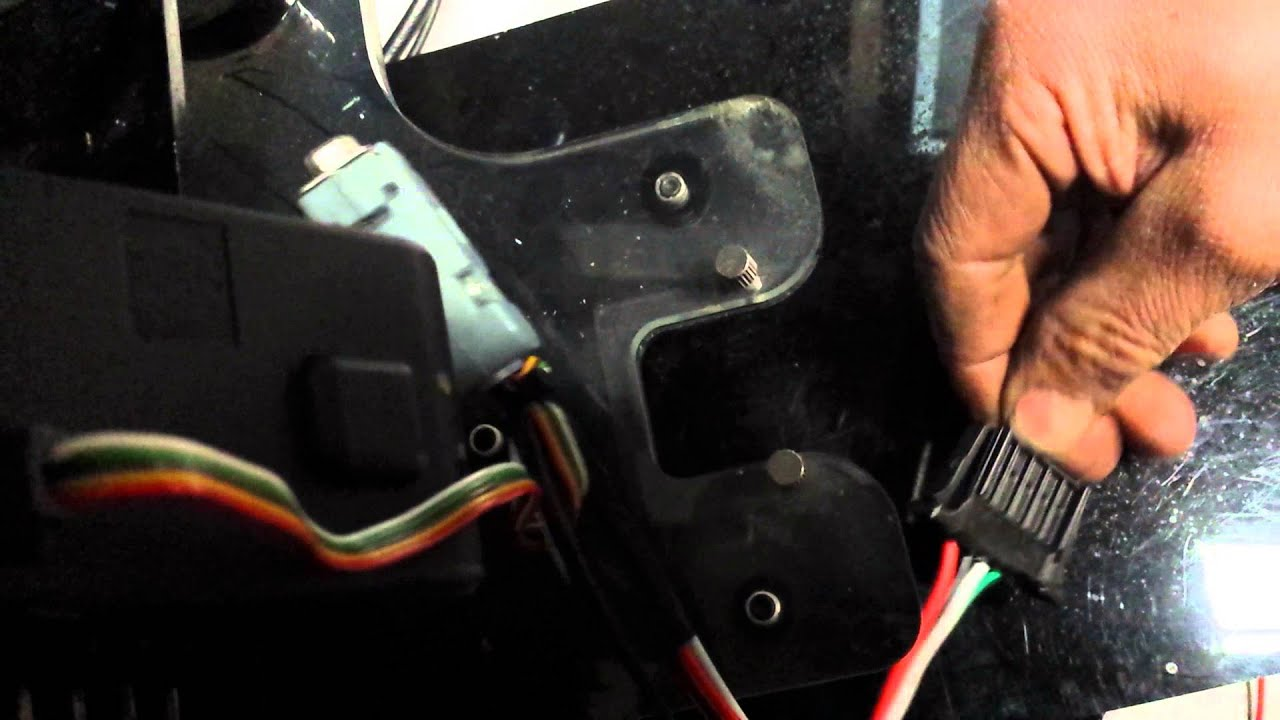 How To Install Mercedes Steering Lock Emulators Youtube