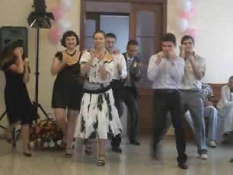 Our Wedding Hip Hop :)