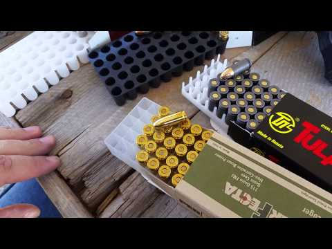 Ammo Review in a Hi-Point
