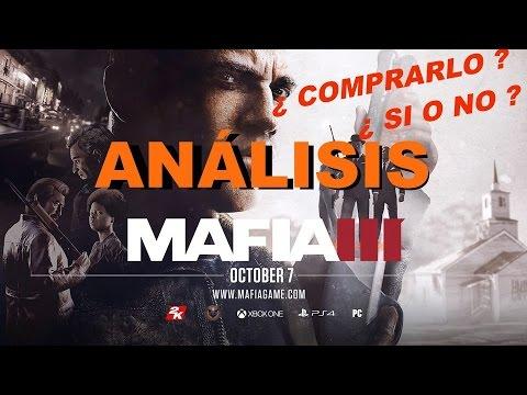 ANÁLISIS MAFIA 3 ¿MERECE LA PENA COMPRARLO?