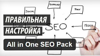 видео All in one seo pack настройка 2016