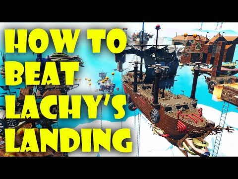 How to Complete Lachy's Landing World Cup Trial by Lachlan | Fortnite Creative Guide