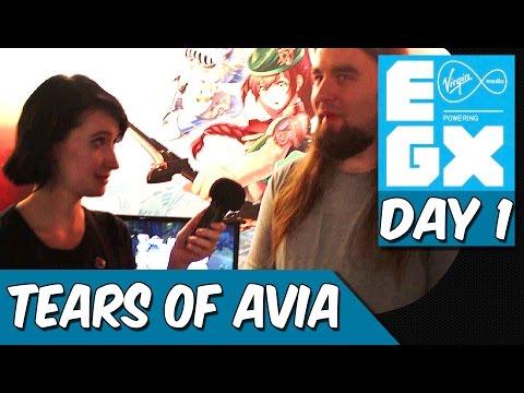 Miss Pip @ EGX 2015 || Tears of Avia Developer Interview |