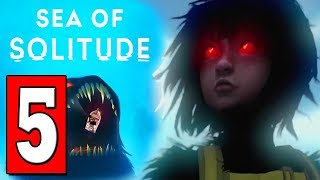 Sea of Solitude: Walkthrough Part 5 CHAPTER 8 Fine And Mellow - CHAPTER 9 Nobody gets me But you
