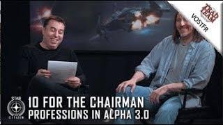 10 for the Chairman - Les carrières dans l'Alpha 3.0 - VOSTFR