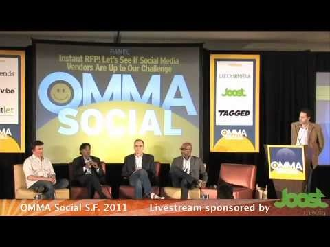 Panel: Instant RFP! Let's See if Social Media Vendors Are Up to Our  Challenge