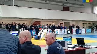 CN la  judo Moldova 2018 finala Zaborosciuc-Piatcovschi 81kg