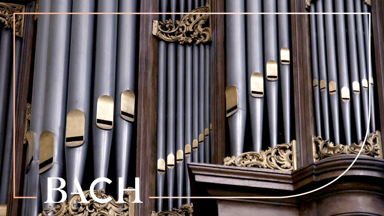 Bach - Concerto in A minor BWV 593 - Smits | Netherlands Bach Society