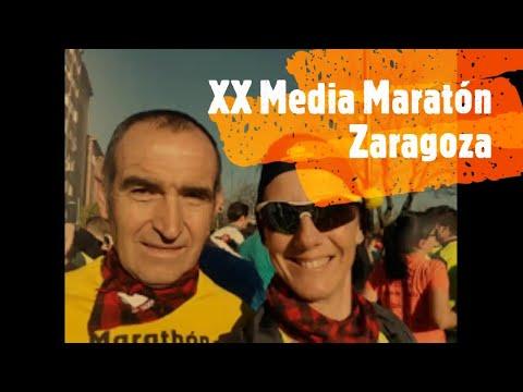 XX Media Maratón Zaragoza