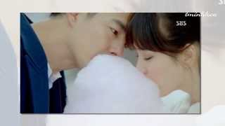 Jo In Sung ♥ Song Hye Kyo (O2 Couple) - Can't I Love Fanmade MV