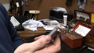 Sporterizing the Mosin Nagant Part 5- Shortening the Barrel and Removing the Rear Sight Base