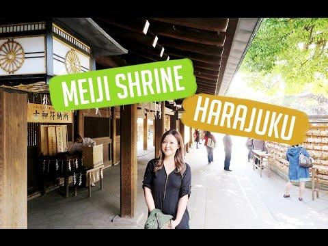 TOKYO VLOG: Shopping in Harajuku & Meiji Shrine