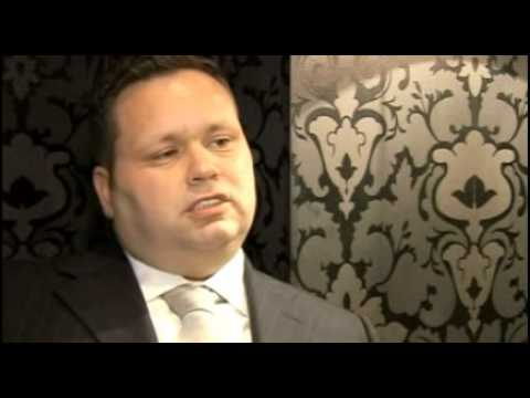 Paul Potts interview on ITN Entertainment News