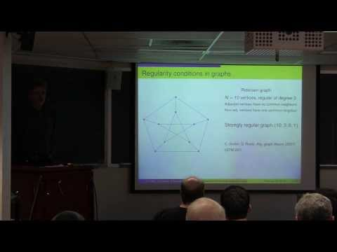 Alexander Barg - February Fourier Talks 2014