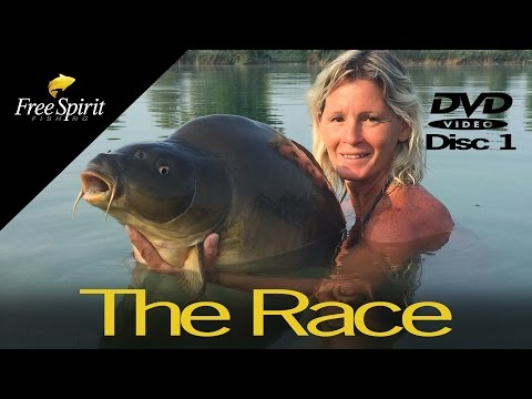 CARP FISHING - FREE SPIRIT THE RACE DVD Disc 1