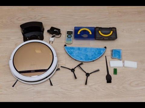test de l 39 aspirateur robot ilife v5s pro. Black Bedroom Furniture Sets. Home Design Ideas