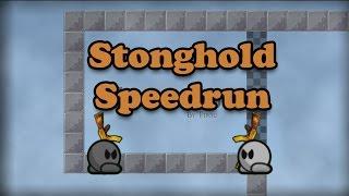 Teeworlds: Stronghold Speedrun