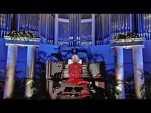 F. Mendelssohn, Midsummer Night's Dream Op. 61- Wedding March - Diane Bish