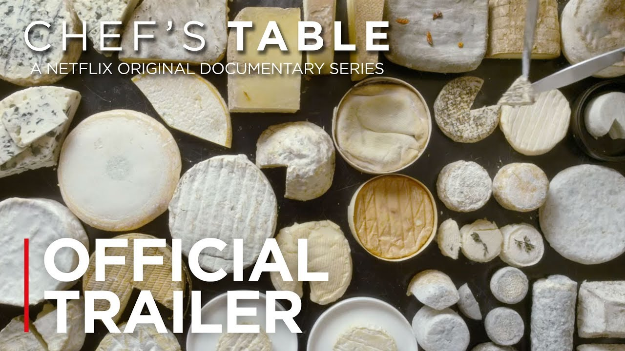 Chef's Table: A Netflix Original Documentary Series