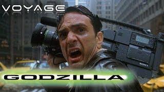Godzilla Appears In New York City | Godzilla | Voyage