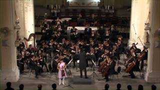 Bruch violin concerto No.1 in G minor 1st movement