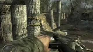 call of duty world at war gameplay-2. ati hd5850-no sound.max settings.wmv.wmv