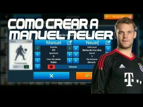 how to create a player in dream league soccer 2017
