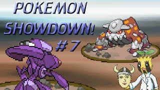 Pokemon Showdown Narration #7 Genesect banned? [OU]
