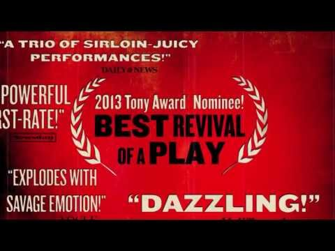 ORPHANS on Broadway: 2013 Tony® Award Nominee
