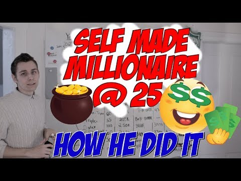 Self Made Real Estate Millionaire by Age 25 - Michael Rosehart's Real Estate Portfolio