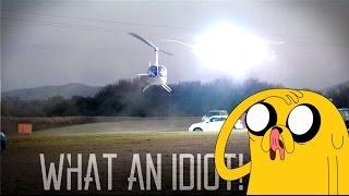 Robinson R44 vs Power Line