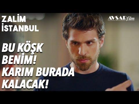 Nedim Postayı Koydu🔥 BU KÖŞK BENİM AMCA! | Zalim İstanbul 20. Bölüm