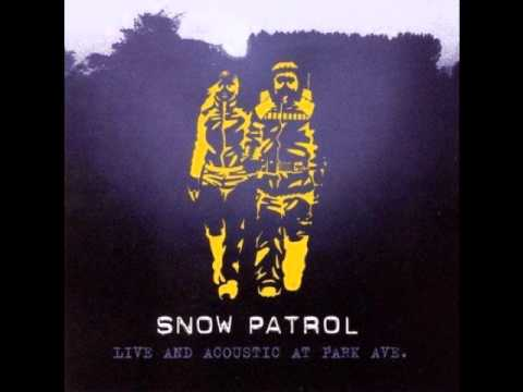 Snow Patrol - How To Be Dead (Acoustic)