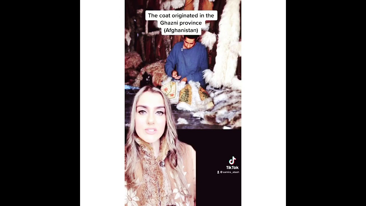 afghan coat: Rock-n-Roll Style