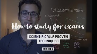 Video How to study for exams PART 2 - Evidence-based revision tips + Spaced Repetition download MP3, 3GP, MP4, WEBM, AVI, FLV Agustus 2018