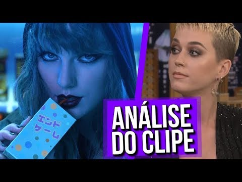 """Katy Perry Analisa """"End Game"""""""