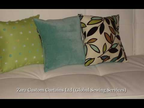 Zara Custom Curtains Ltd - Global Sewing Services