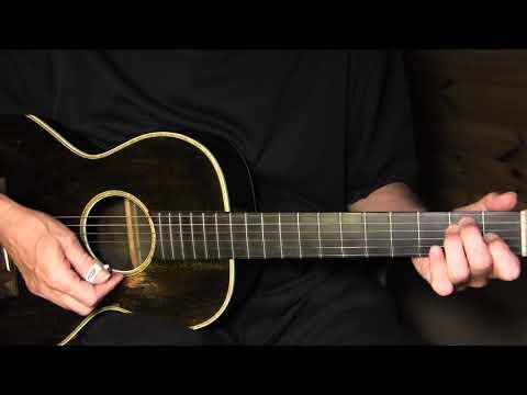 Acoustic Blues Lesson Lightnin' Hopkins'