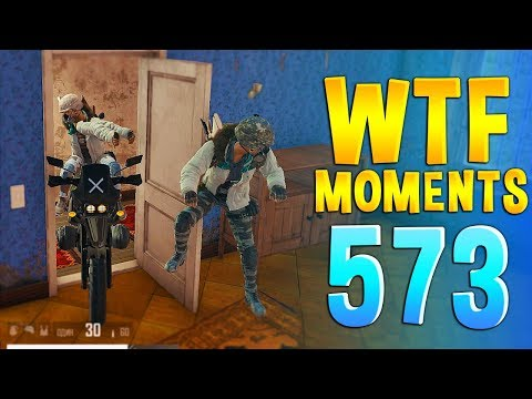 PUBG WTF Funny Daily Moments Highlights Ep 573