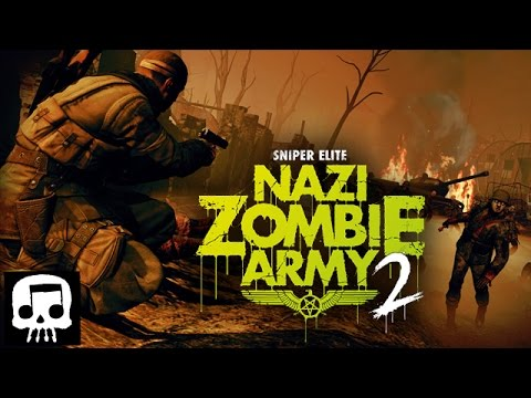BUTT CHEEK BURGERS | Sniper Elite: Nazi Zombie Army 2 Gameplay |