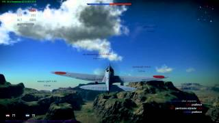 War thunder world of planes Gameplay HD6870