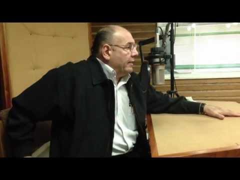Entrevista a Roberto Suñol en la Cámara Nacional de Radio de Costa Rica