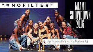 MIAMI SHOWDOWN #NoFilter 2nd Place Winner | dymondheartsbeauty