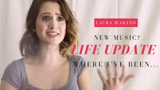 Laura Marano Q&A | Where have I been? New Music? Life Update!