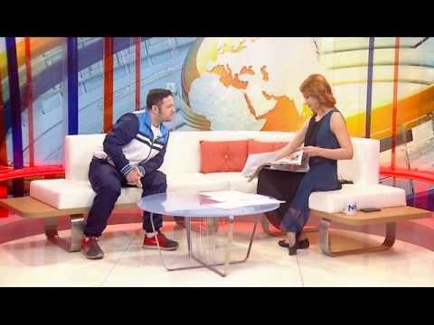Marko Vidojković u Novom danu N1 televizije
