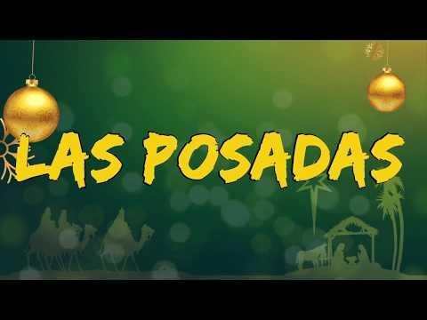 KARAOKE - Las Posadas - Gustavo Herrera, Mercedes Hurtado